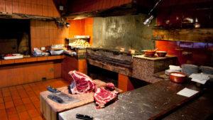 Restaurante Ibiza Cas Pages Cocina